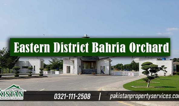 Bahria Orchard Eastern Block