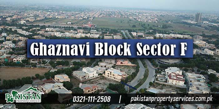 Ghaznavi Block Sector F