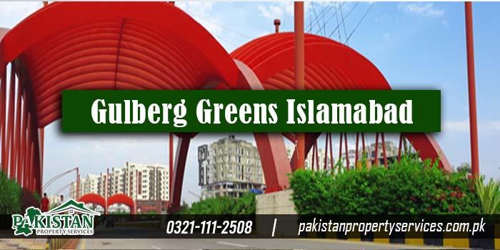 Gulberg Greens Islamabad