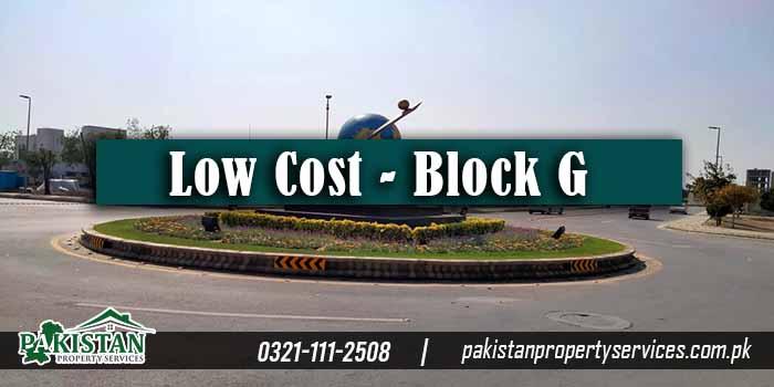 Low Cost - Block G