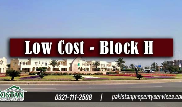 Plots for Sale in Low Cost - Block H Bahria Orchard Lahore