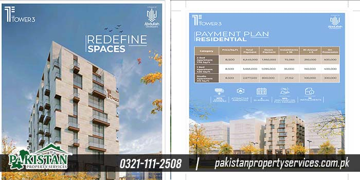 Tower 3 Bahria Orchard Phase 4