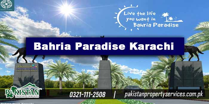 Bahria Paradise Karachi latest