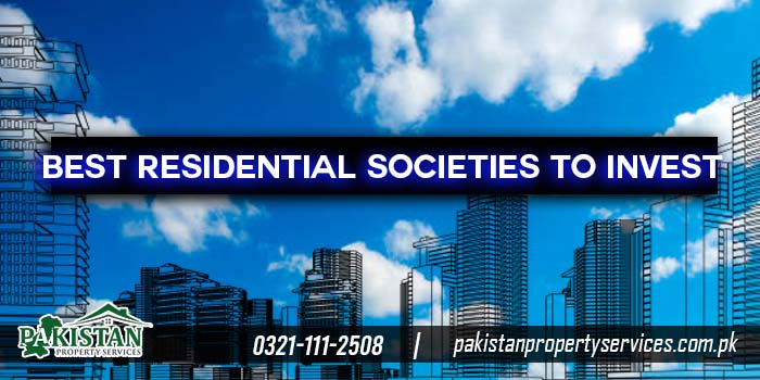 Best Residential Societies to Invest in Lahore