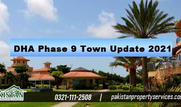 DHA Phase 9 Town