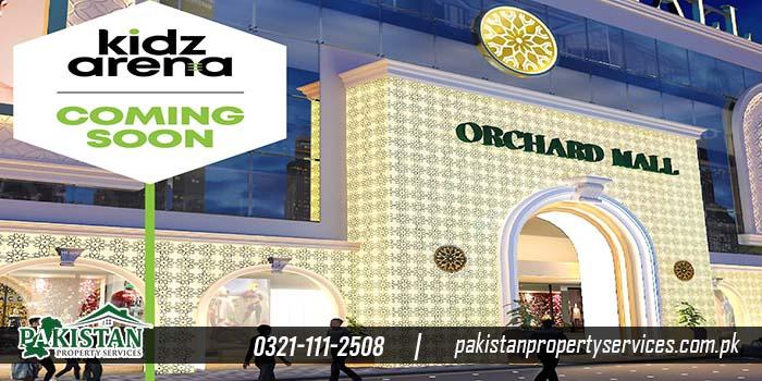 Kidz Arena Bahria Orchard Lahore