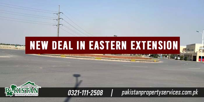 New Deal in Eastern Extension