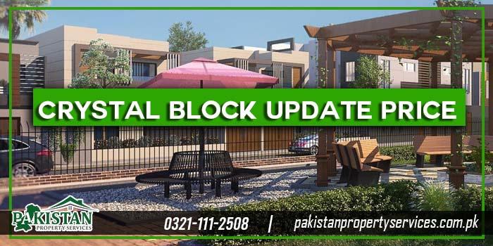 Park View City Lahore Crystal Block