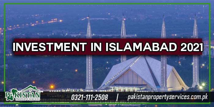 best property investment in islamabad 2021