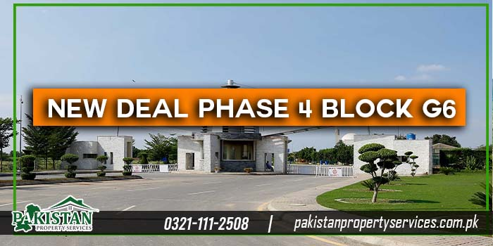 5 Marla Plots Bahria Orchard Phase 4 Lahore