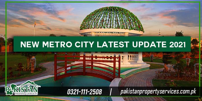 New Metro City Latest Update
