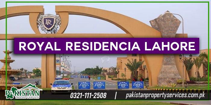 Royal Residencia Lahore