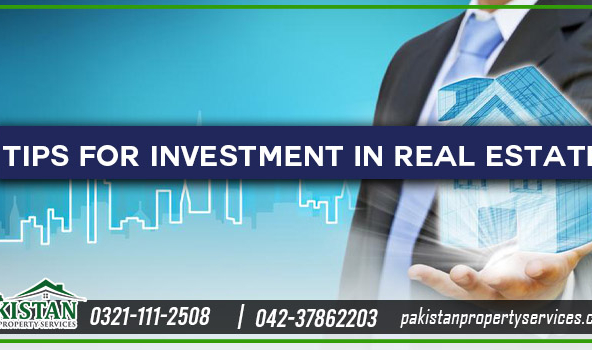 Tips For Investment in Real Estate